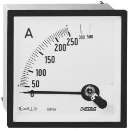 Аналоговые измерительные приборы